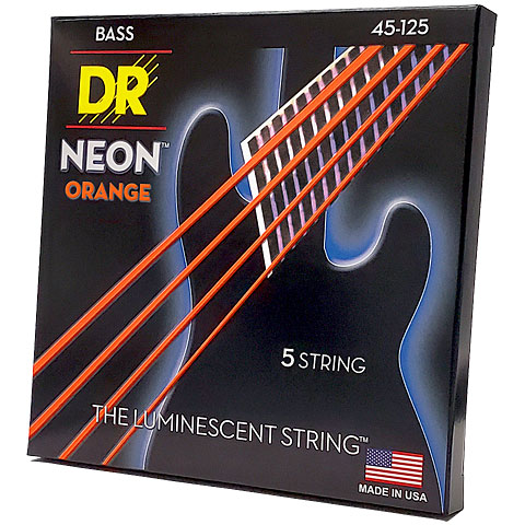 DR Neon Orange Medium 5