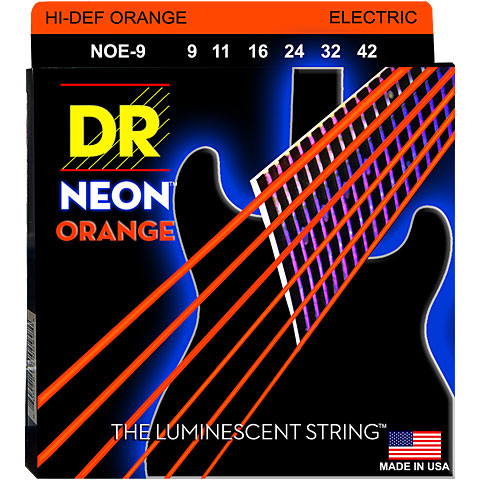 DR Neon Orange Lite