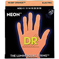 DR Neon Orange Heavy « Струны для электрогитары