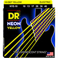 DR Neon Yellow Medium « Струны для электрогитары