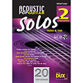 Dux Acoustic Pop Guitar Solos 2 « Нотная тетрадь