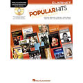 Hal Leonard Popular Hits for Clarinet « Play-Along