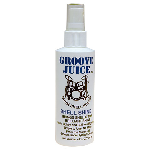 Groove Juice Shell Shine GJSS