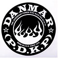Danmar Flame Patch for Single Pedal « Fellzubehör