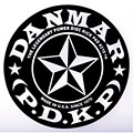 Danmar Star Patch for Single Pedal « Fellzubehör