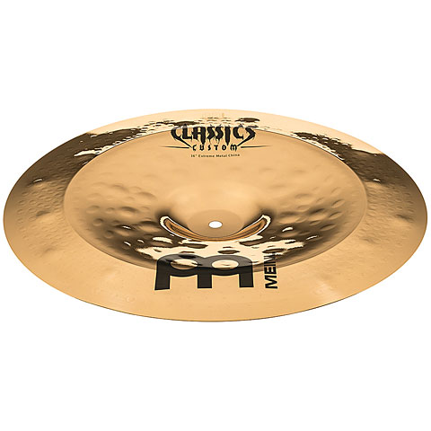 Meinl Classics Custom 16´´ Extreme Metal China ...