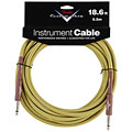 Instrumentenkabel Fender Custom Shop Performance Tweed 5,5 m