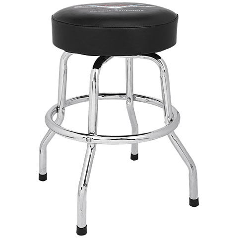 Fender Custom Shop Logo Bar Stool 24 Zoll