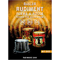 R & B Music Rudiment Flams & Rolls D2 D3 C1 « Lehrbuch