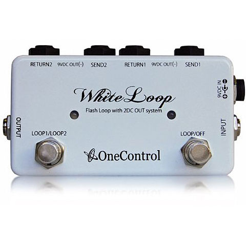 One Control White Loop