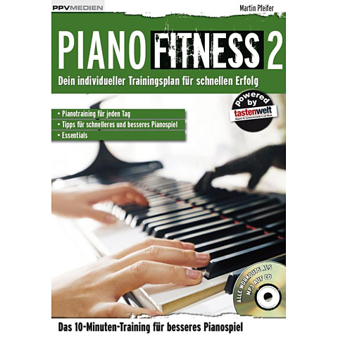 PPVMedien Piano Fitness 2
