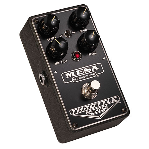 Mesa Boogie Throttle Box Effekte