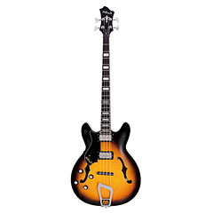 Hagstrom Viking Bass VS « E-Bass Lefthand