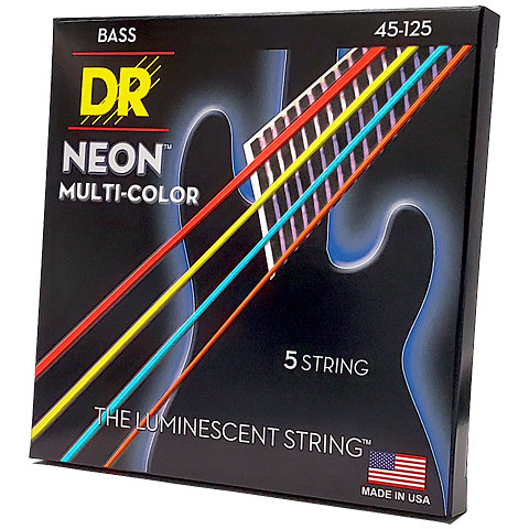 DR NEON Hi-Def MULTI-COLOR Medium 5