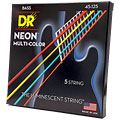 DR NEON Hi-Def MULTI-COLOR Medium 5 « Saiten E-Bass