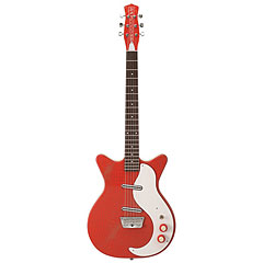 "Danelectro 59 O ""Original"" Red Alligator « E-Gitarre"