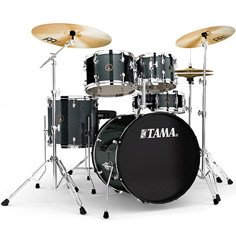 Tama Rhythm Mate 20´´ Charcoal Mist Complete Dr...