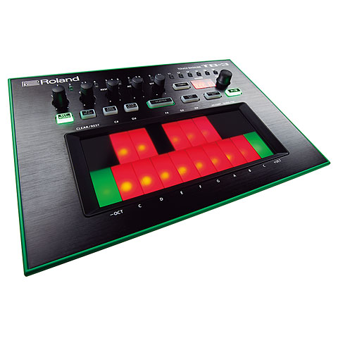 Roland AIRA TB 3 Synthesizer, Sampler