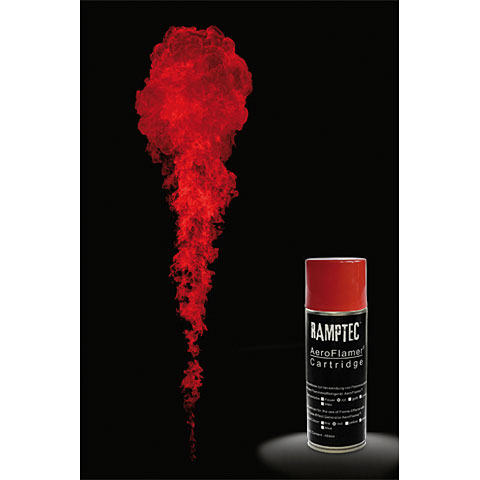 Ramptec Aerosolfluid, red, 450 ml