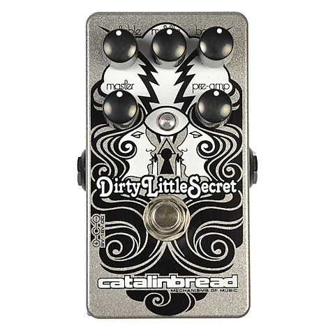 Catalinbread Dirty Little Secret MkIII Effekte
