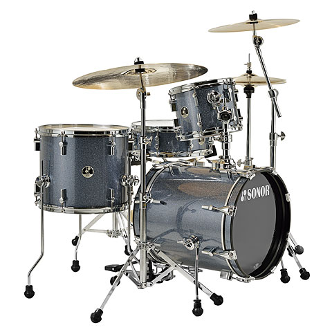 Sonor Special Edition Safari SSE 10 Black Galaxy Sparkle
