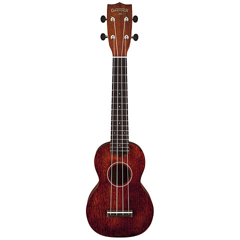 Gretsch Guitars G9100 L Soprano Long Neck Ukulelen