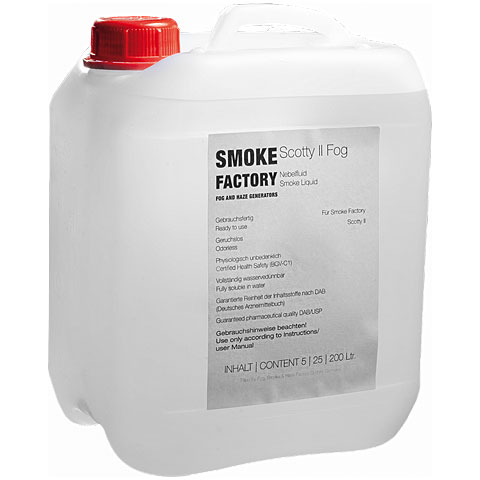 Smoke Factory Scotty II Special Fluid 5l