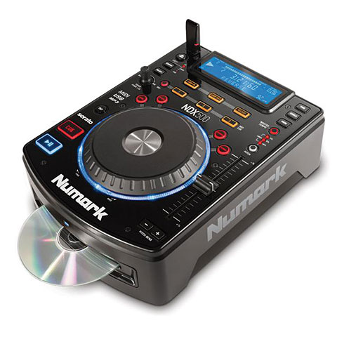 Numark NDX500 DJ-Equipment