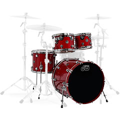 DW DW Performance 20  Lacquer Candy Apple Red