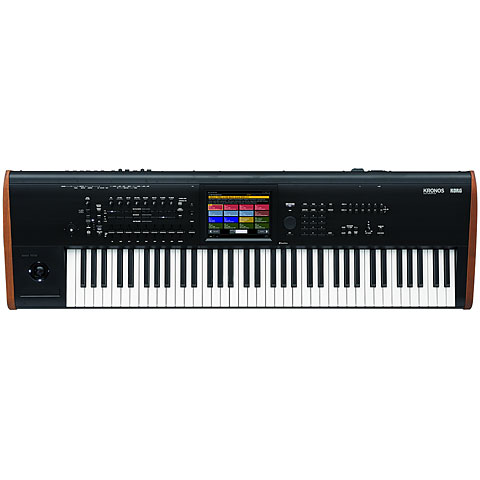 Korg Kronos 73 Modell 2015 Synthesizer, Sampler