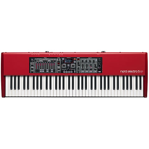 Clavia Nord Electro 5 HP Synthesizer, Sampler
