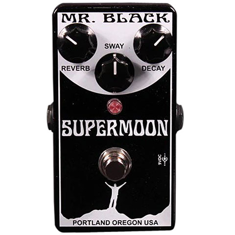 Mr. Black Supermoon Effekte