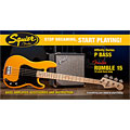 E-Bass Set Squier Affinity P-Bass & Rumble 15, BTB