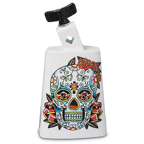 Latin Percussion Collect-a-Bells LP204C-SS Sugar Skull