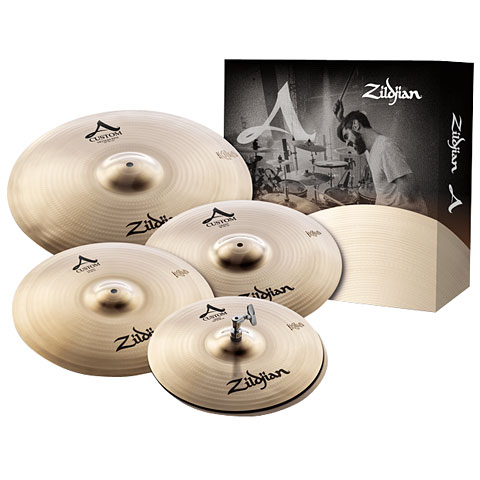 Zildjian A Custom Medium Box 14/16/18/20