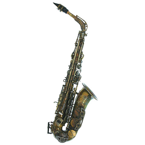 Expression X Old Saxophone