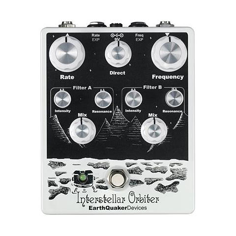 EarthQuaker Devices Interstellar Orbiter Effekte