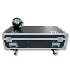 ExpoCase TourLED 21MKII IP67,10-fach