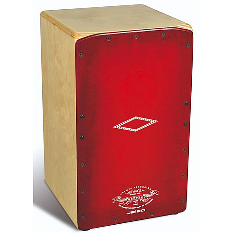 Pepote Jaleo Red Percussion