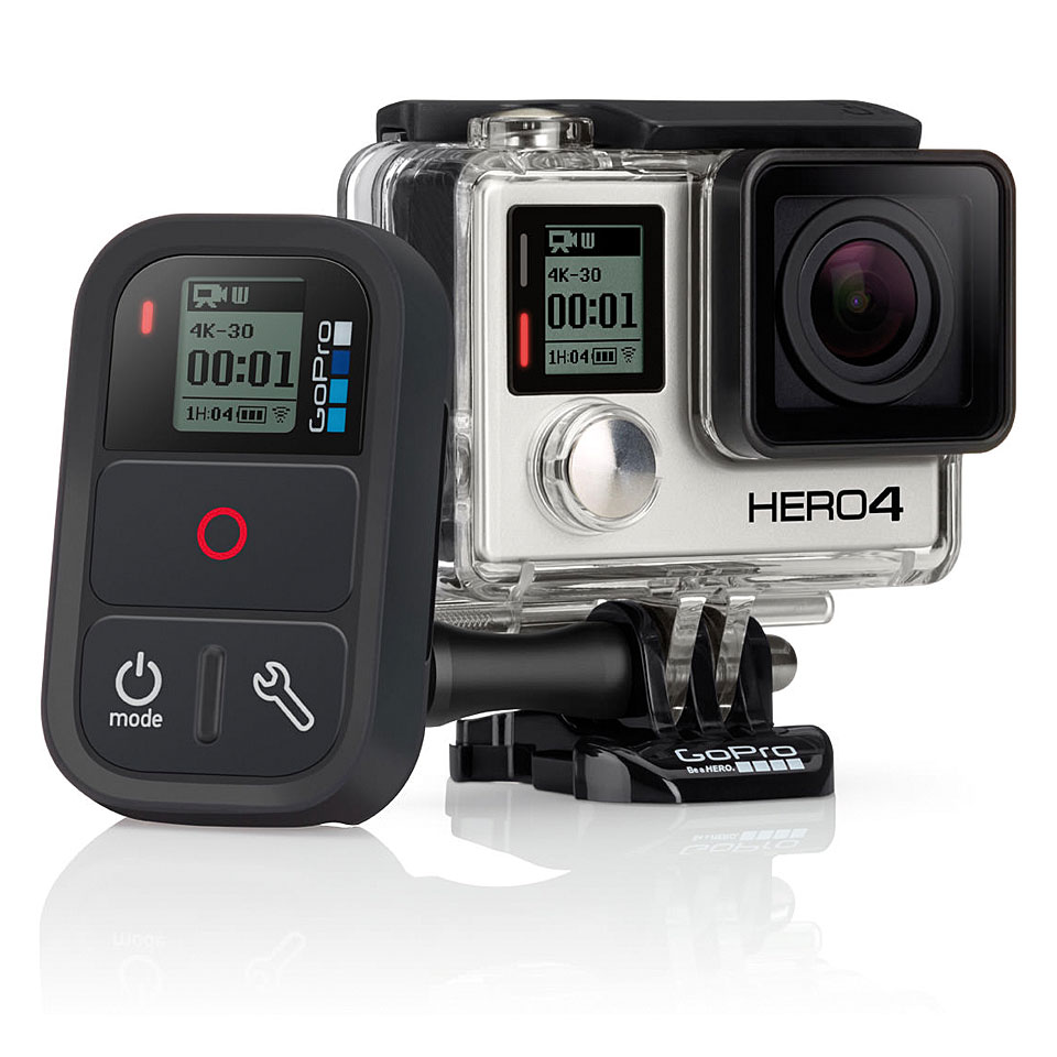 how to use gopro as webcam