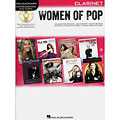 Hal Leonard Woman of Pop for Clarinet « Play-Along