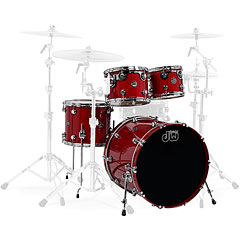DW Performance 22  Lacquer Candy Apple Red