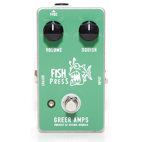 Greer Amps Fish Press
