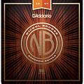 D'Addario NB1047 Nickel Bronze .010-047 « Saiten Westerngitarre