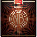Saiten Westerngitarre D'Addario NB1356 Nickel Bronze Set