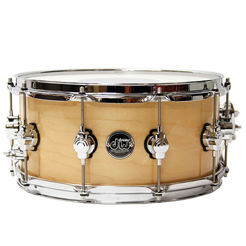 DW Performance 14  x 6,5  Natural Lacquer