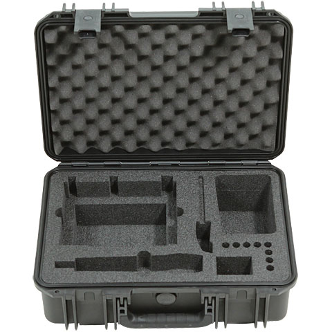 SKB iSeries 1711-SEW Sennheiser EW Wireless