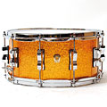 "Snare Drum Ludwig Classic Maple 14"" x 6,5"" Gold Sparkle"