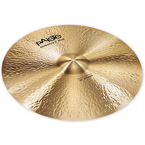 Paiste Formula 602 Modern Essentials 22  Crash
