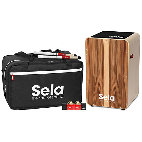 Sela SE069 Professional Cajon Player Pack
